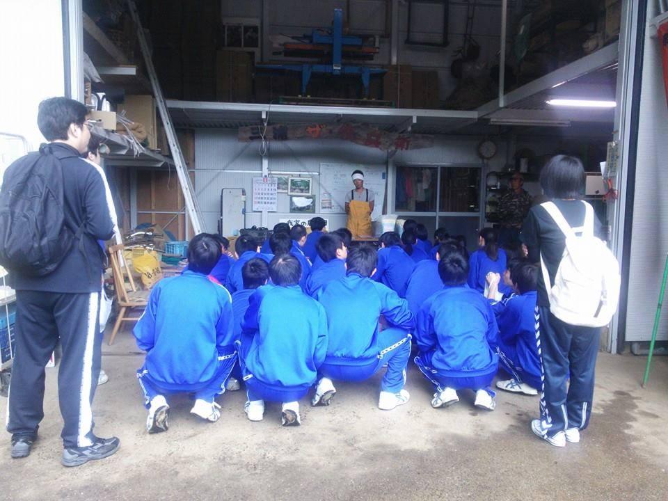 ザ・作兵衛:石井みかん園_高校生農業体験