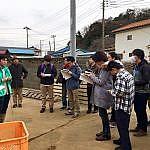 日本農業経営大学校が食彩ネットワークを視察